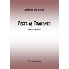 Festa al Tramonto by Alfredo De Falco