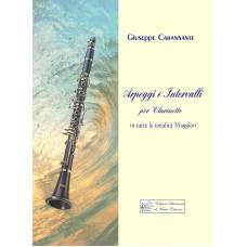 Arpeggi e Intervalli by Giuseppe Carannante