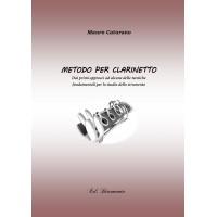Clarinet method by Mauro Caturano