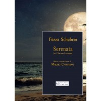 F. Schubert, Serenata for Clarinet Ensemble by Mauro Caturano