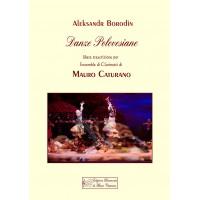 A. Borodin, Danze Polovesiane, trascr. for Ensemble di clarinetti by Mauro Caturano