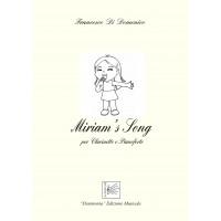 Miriam's song by Francesco Di Domenico
