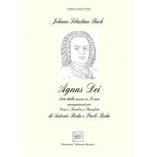 Agnus Dei by J.S.Bach, arr. for Corno o Trombone and Piano by Antonio and Paolo Reda PDF - Audio