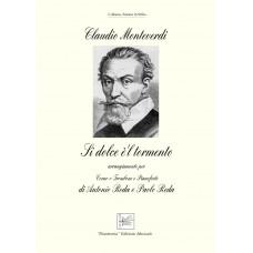 Si dolce è 'l tormento by C. Monteverdi, arr. for Trombone or Corno and Pianoforte by Antonio and Paolo Reda - Audio
