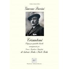 Crisantemi by G. Puccini, arr. for Corno or Trombone and Pianoforte by Antonio and Paolo Reda - Audio