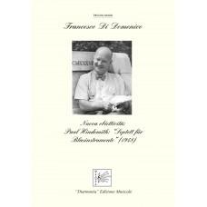 Nuova obiettività Paul Hindemith: Septett für Blasinstrumente (1948) di Francesco Di Domenico