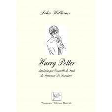 J. Williams - Harry Potter, Fantasy for wind ensemble by Francesco Di Domenico