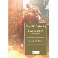 P. I. Čajkovskij, Romeo & Juliet, for wind octet by Francopaolo Perreca