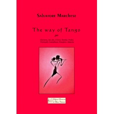 The way of Tango by Salvatore Marchese